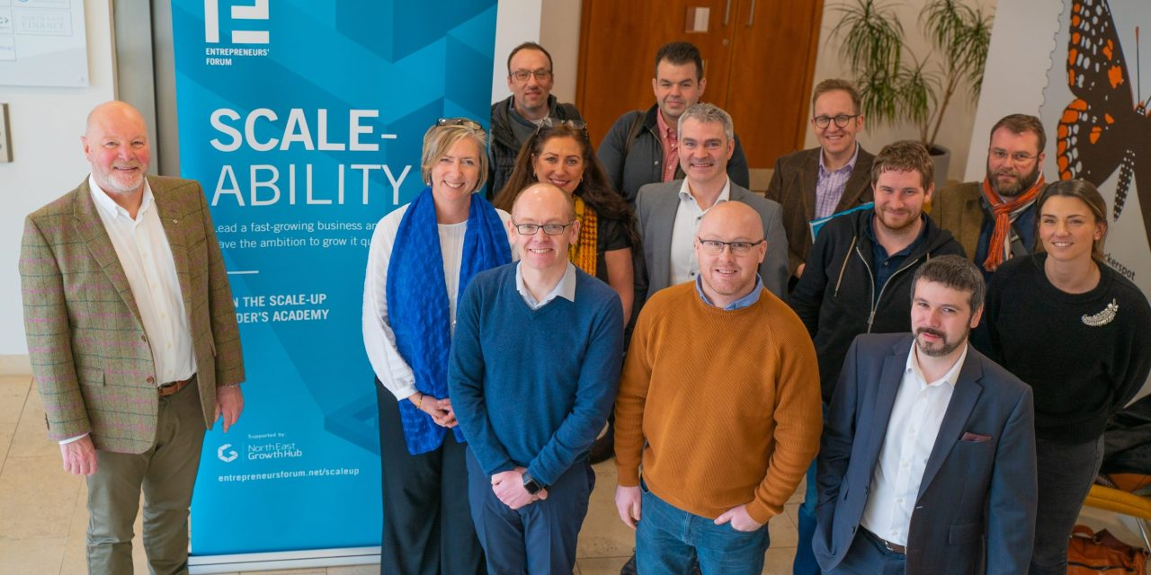 Entrepreneurs' Forum unveils fourth cohort for scale-up programme