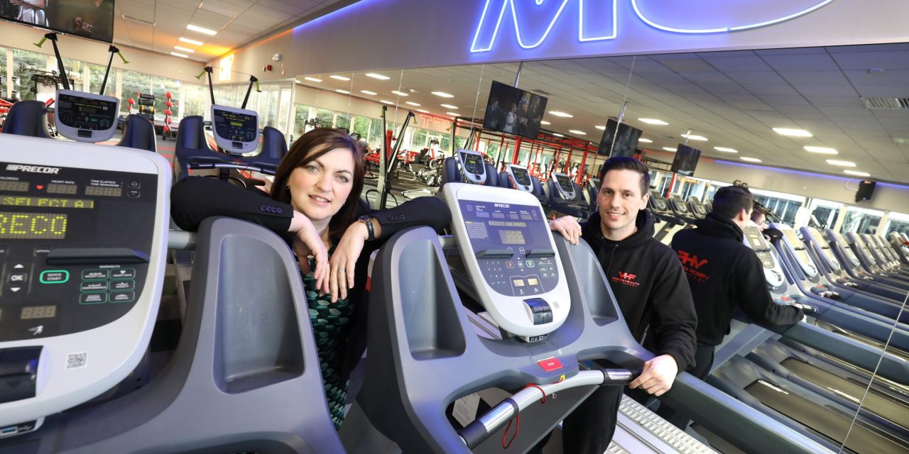Fitness firm has vision for growth after undergoing £600,000 gym refurbishment