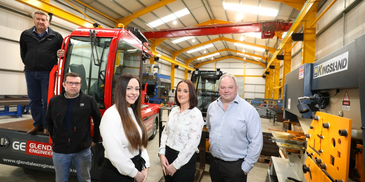 Northumberland engineering firm expands and creates jobs thanks to rural grant