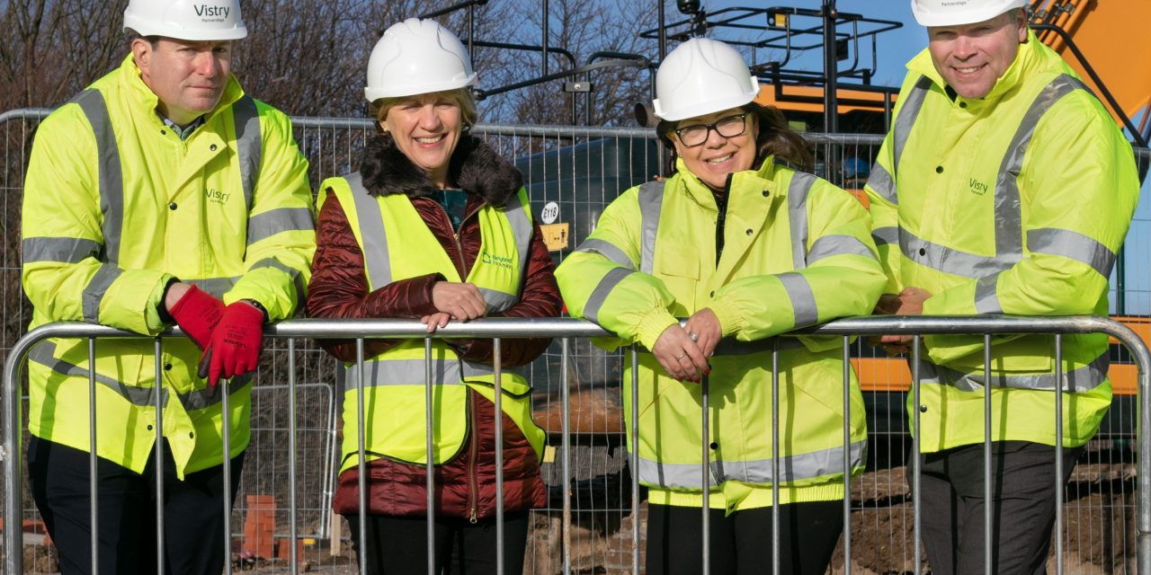 Over 400 new homes to be built as regeneration specialist agrees deal with developers