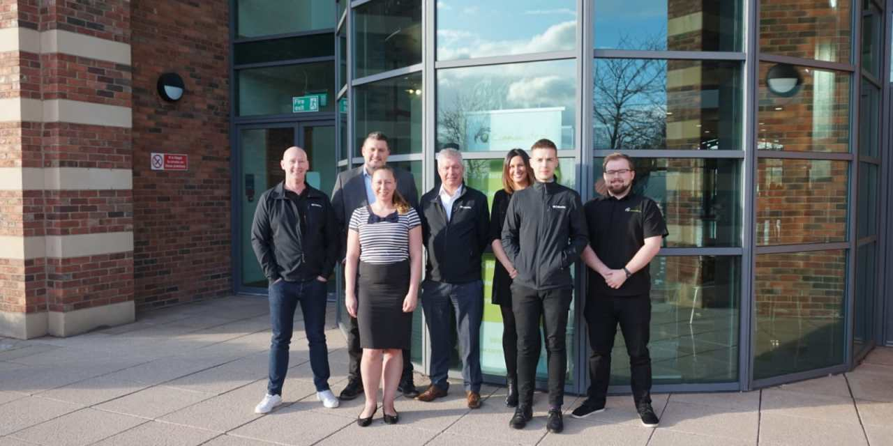 European recognition for fast growing Tees Valley IT and telecoms firm