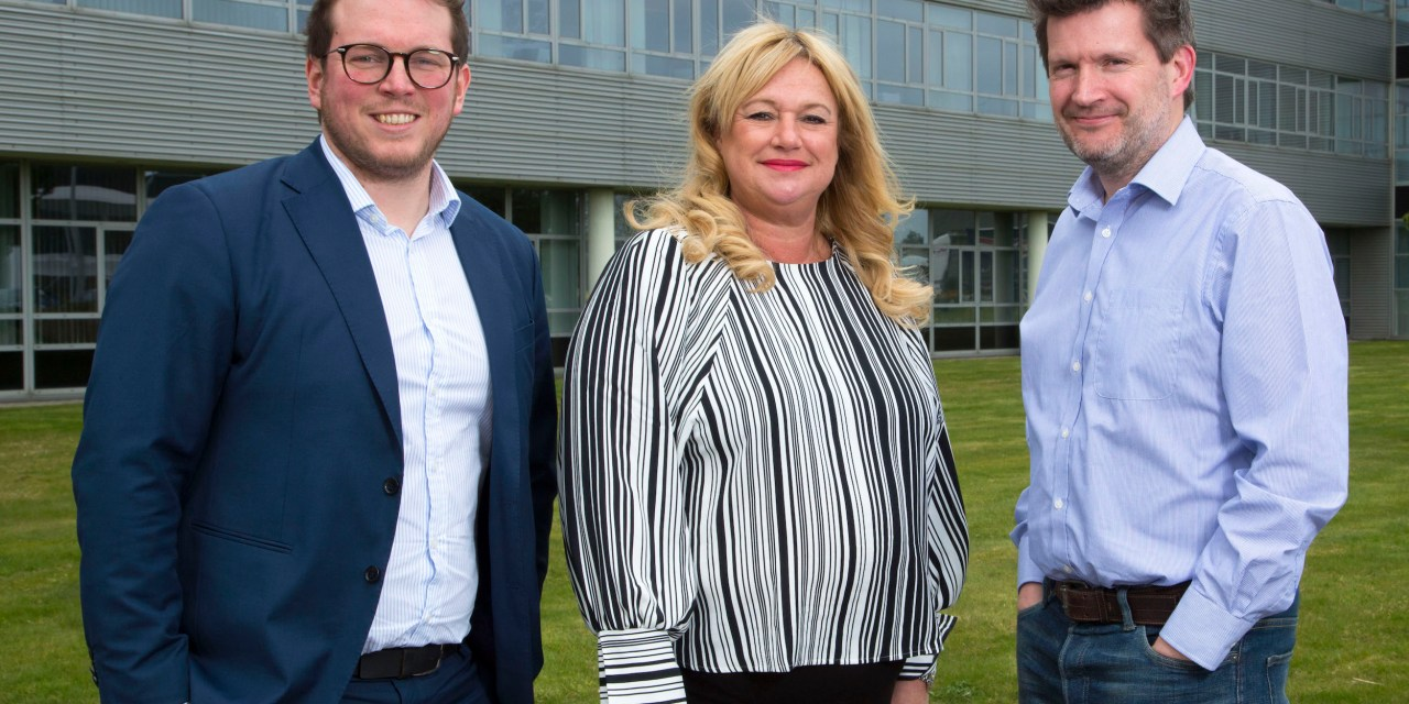 Newcastle technology company secures £370,000 of investment to drive growth