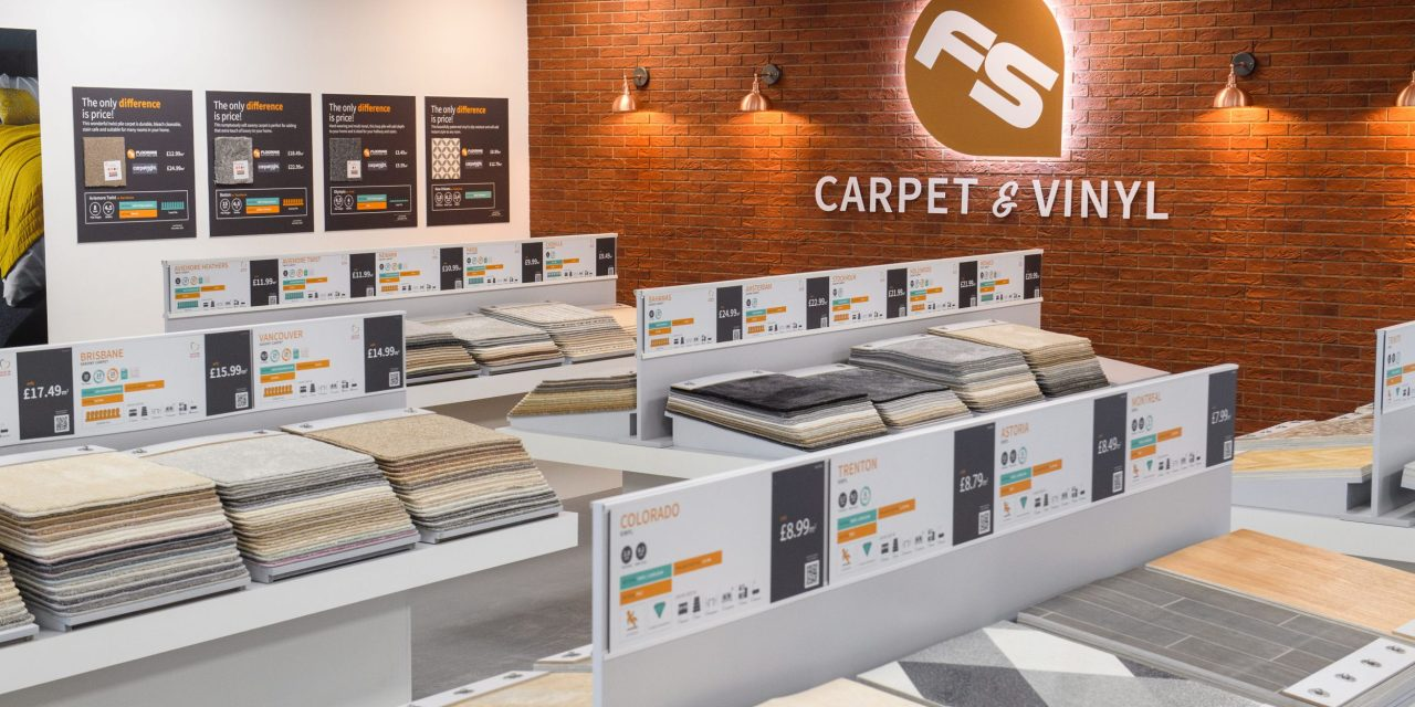 New jobs and six-figure investment as flooring retailer opens Stockton store