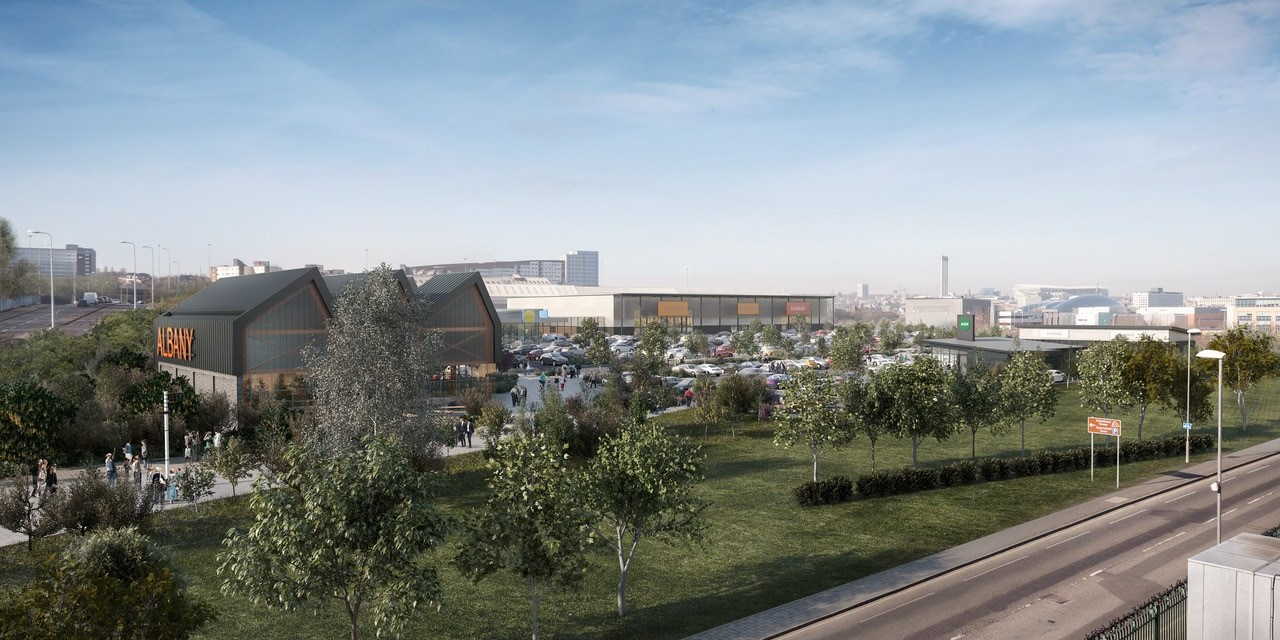 £20m mixed-use development scheme in Gateshead could create over 130 new jobs