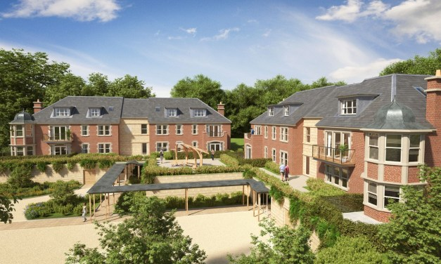 Plans submitted for 18 luxury apartments near Morpeth town centre