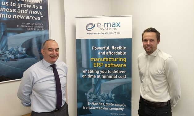 Innovative software firm prepares for growth as manufacturing ramps up