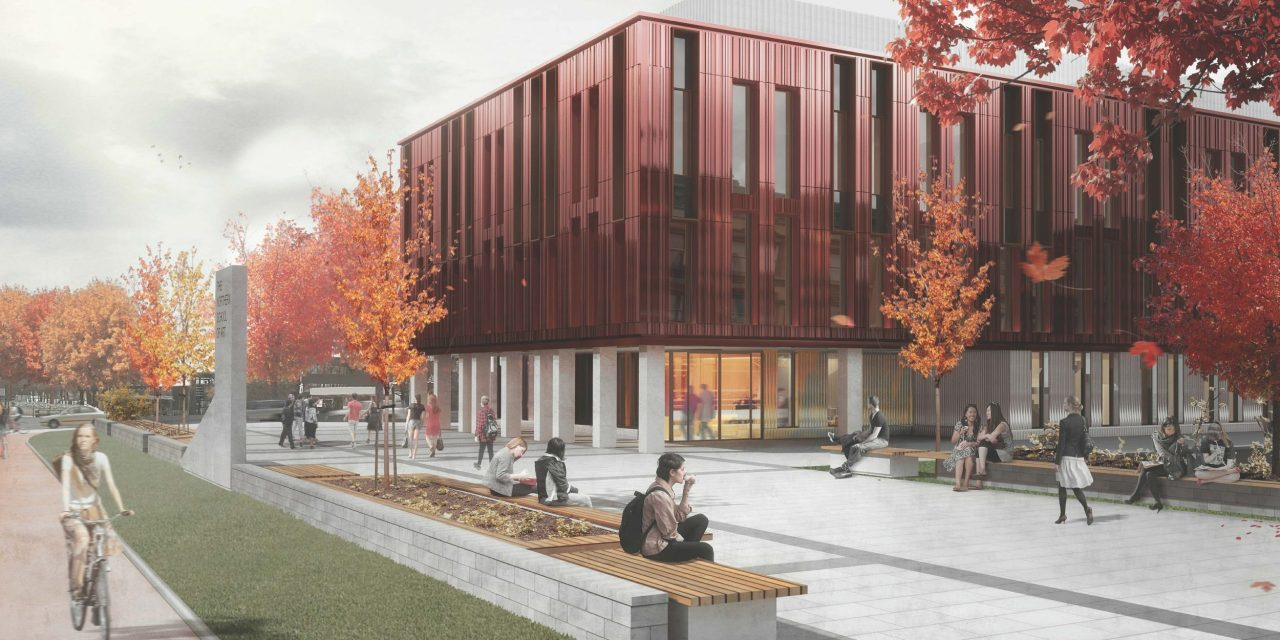 Plans for £14.5m Northern School of Art in Middlesbrough boosted