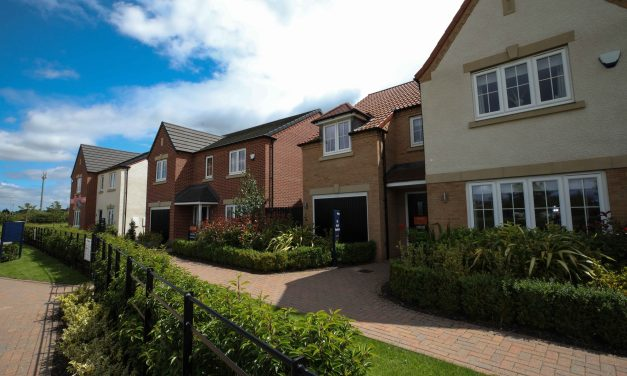 Post-lockdown sales rocket at Yarm housing development