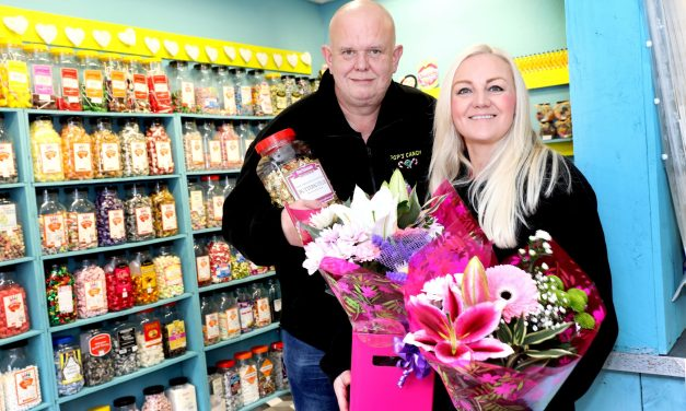 Business blooms for husband and wife duo