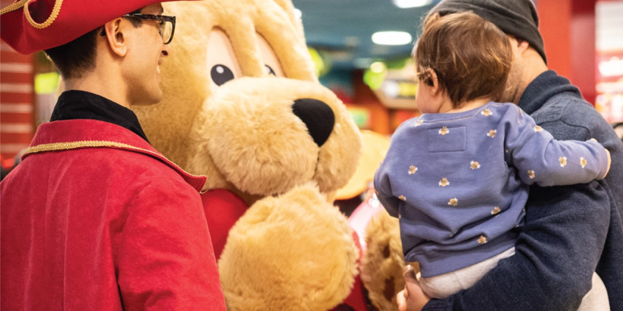 Iconic toy shop Hamleys opens pop up store at the Metrocentre