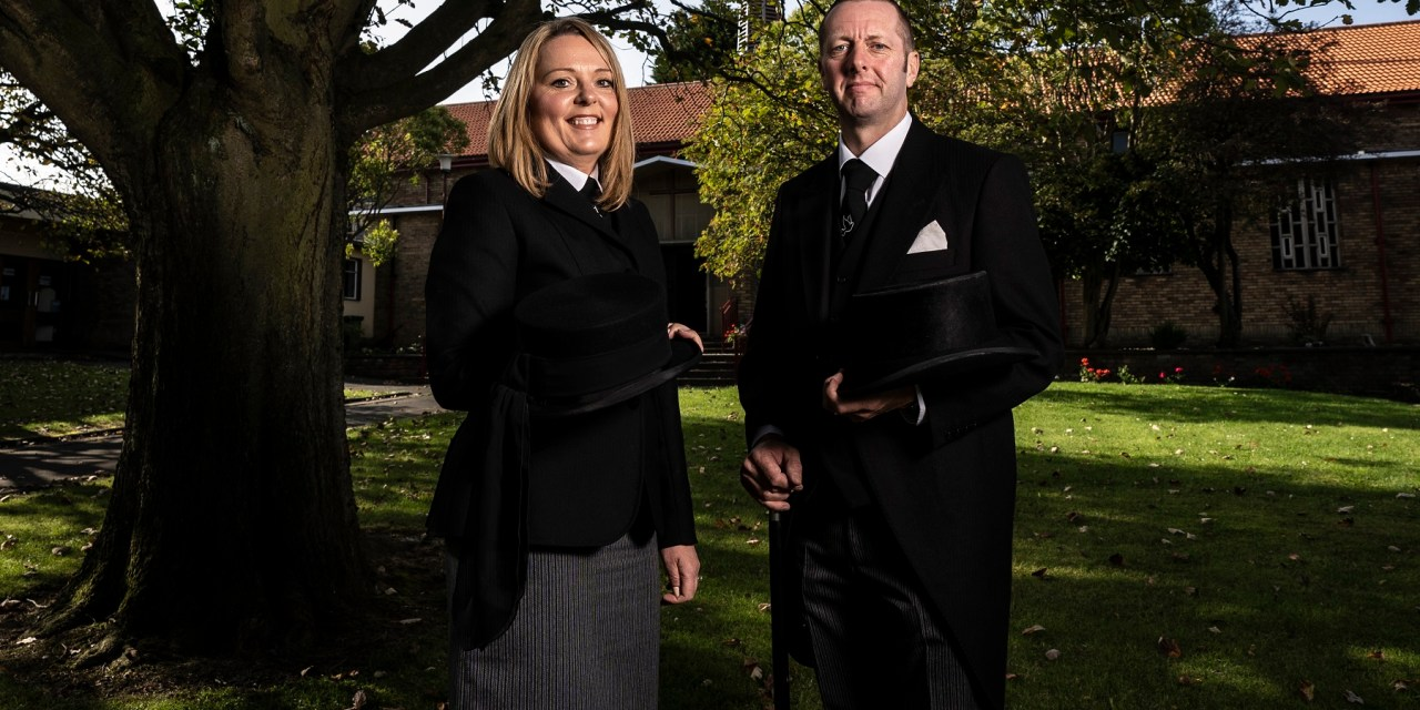 New partnership which is changing the face of the funeral industry launches