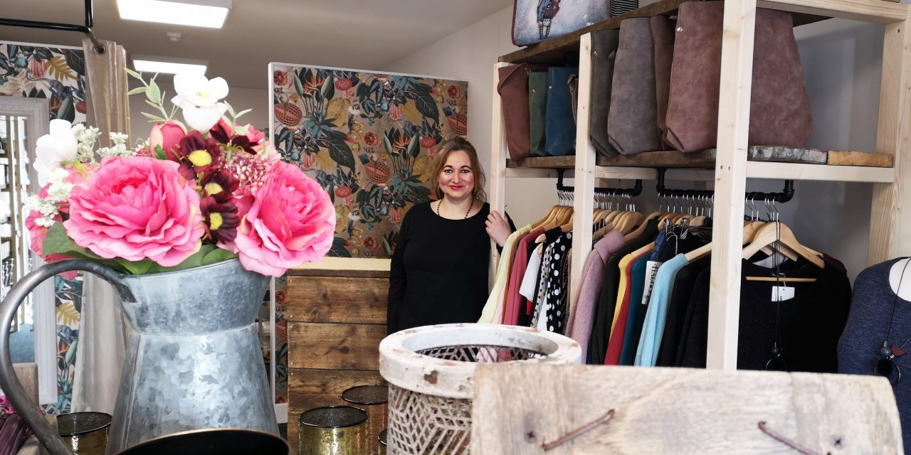 Specialist boutique and homeware store opens its doors in Newton Aycliffe