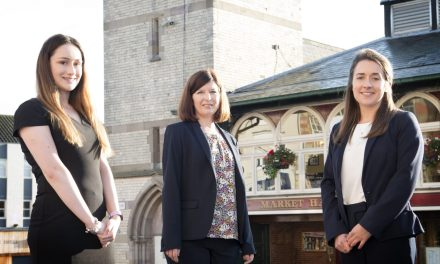 Law firm moves forward with new appointments