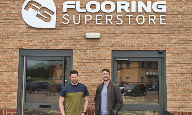 North East flooring retailer with over 20 UK stores moves to new headquarters
