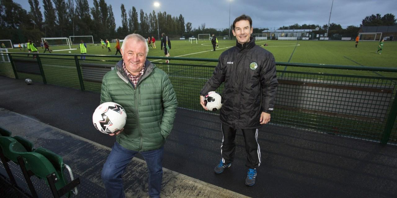 Wallsend Boys Club kick off new season in new six figure 3G facility