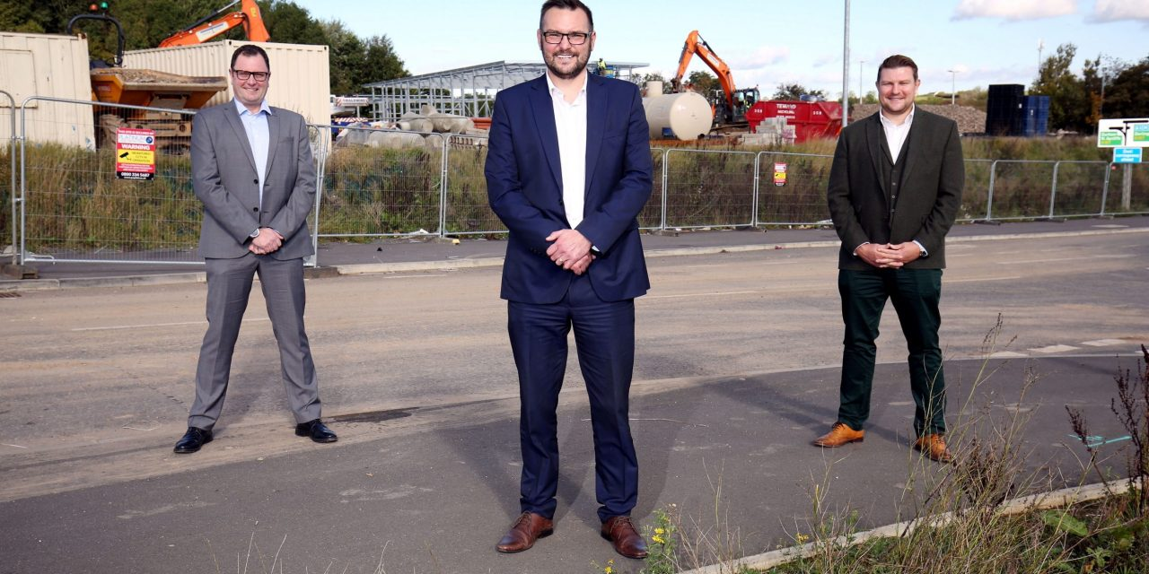 Development partner announced for £140m County Durham industrial park
