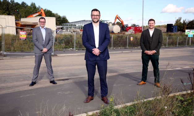 Development partner announced for £140m County Durham industrial park