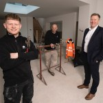 New apprentice first of many at Northumberland firm Sands Group UK