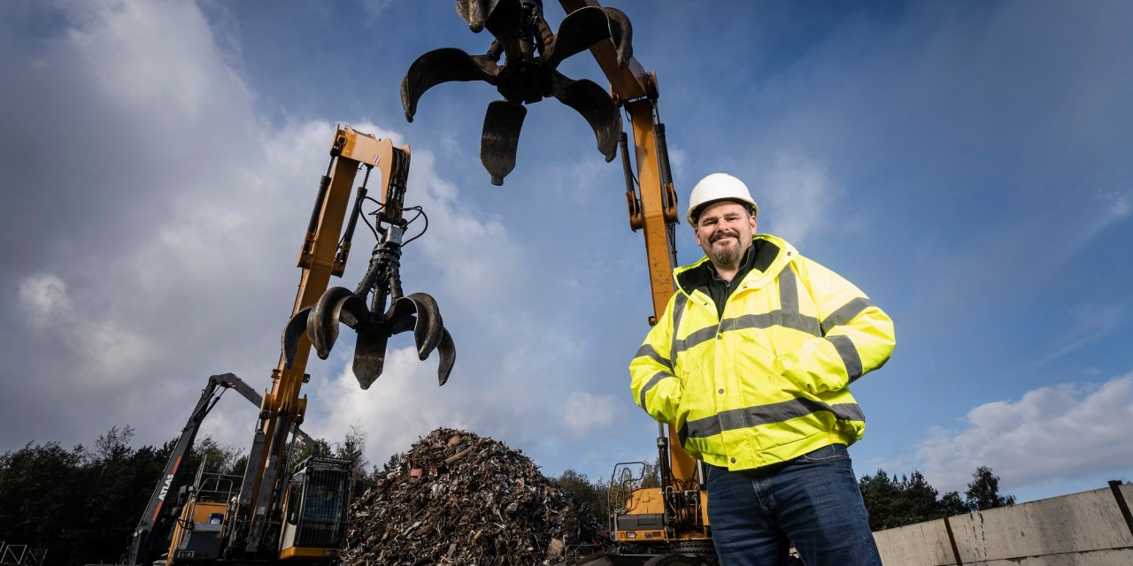£1.5m investment supports growth of metal recycling company despite tough year