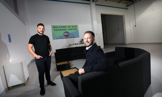 Health and safety training company has plenty of room for growth thanks to five fugure investment