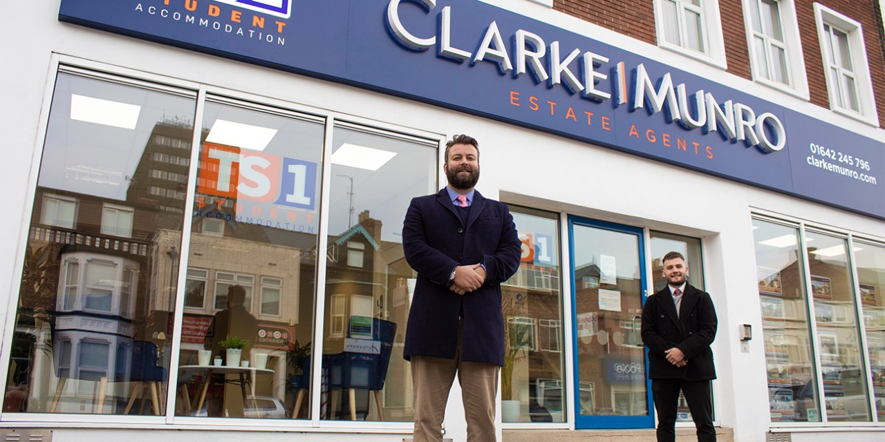 Recently rebranded estate agency appoints sales director and apprentice