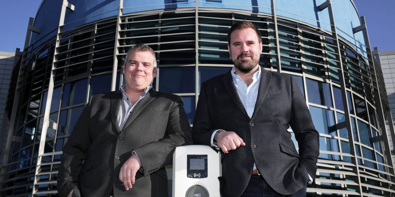 EV charging company on the right track for growth after securing £1.5m investment