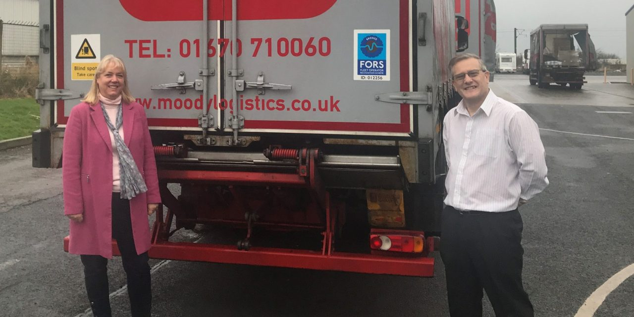 Moody Logistics wins significant Grundfos contract after gaining FORS accreditation