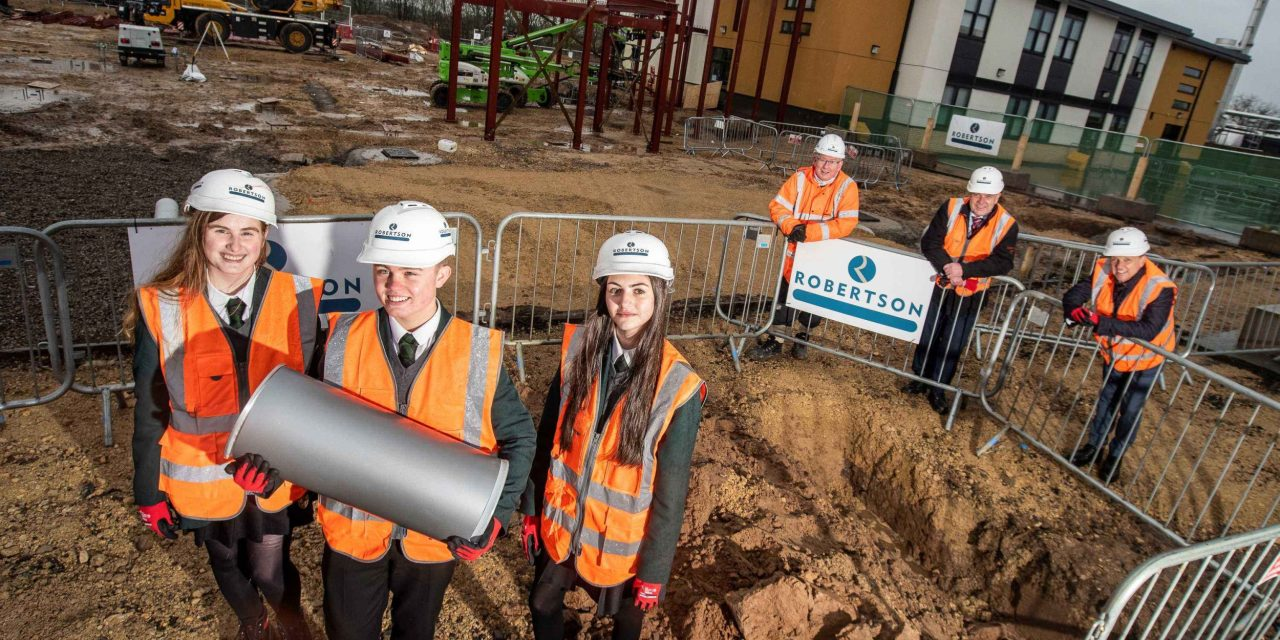 £3.2m teaching and leadership centre gets underway in Sedgefield