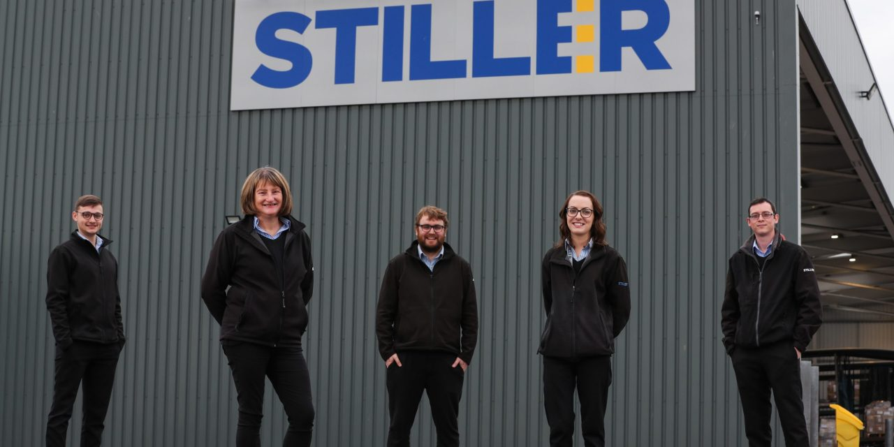 Stiller invests in its workforce as it continues to grow