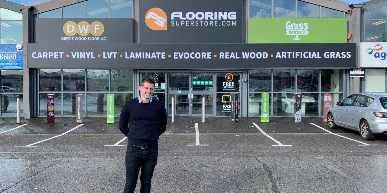 Flooring Superstore announces ambitious plans to double stores in 2021
