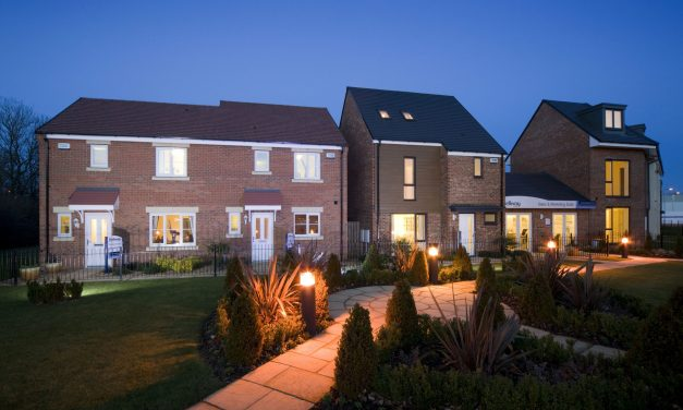 Bellway marks 10 years of housebuilding in Stockton