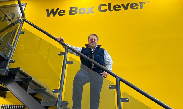 Cleveland Containers MD makes finals of prestigious national business awards