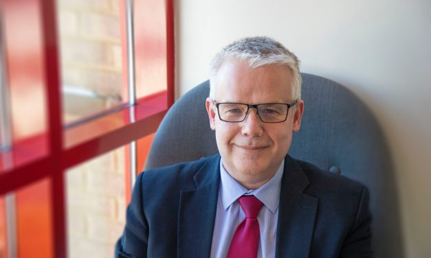New chief executive for Peterlee company Seaward Electronic