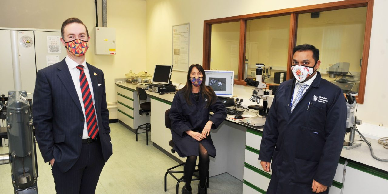 Twelve new jobs at Materials Processing Institute as part of major steels and metals research project