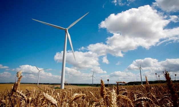 Banks Group onshore wind farms hit major green power landmark