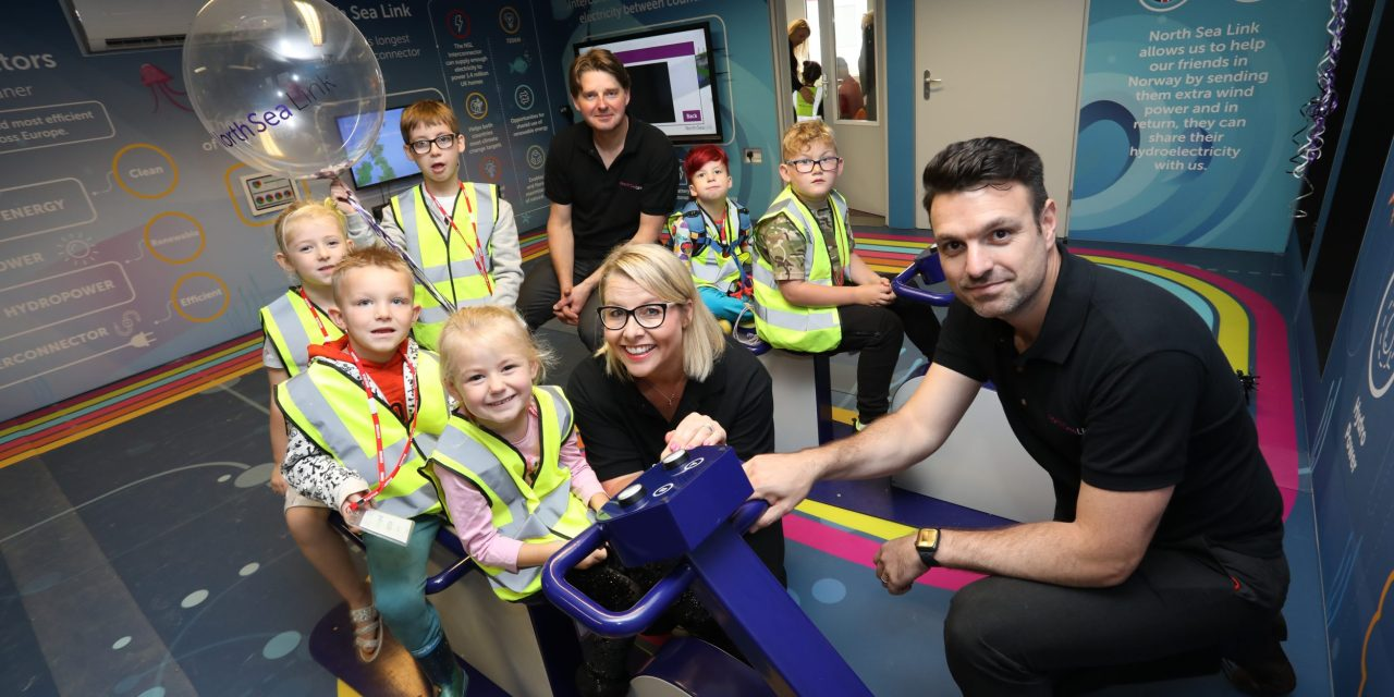 North Sea Link releases education materials to help teachers and pupils during lockdown