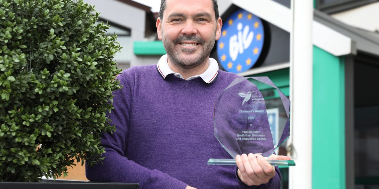 National recognition for North East BIC Chief Executive