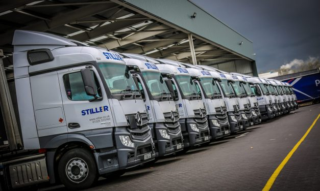 Logistics firm teams up with college to tackle driver shortage problem