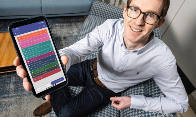 New technology tackles dementia as architects sign joint-venture with the University of Stirling