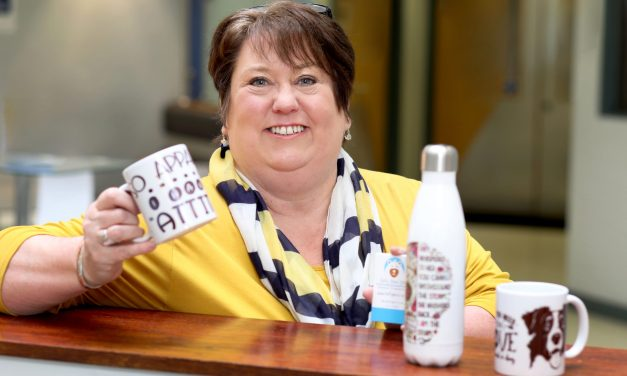 Entrepreneur praises support programme which helped her turn her passion into a business
