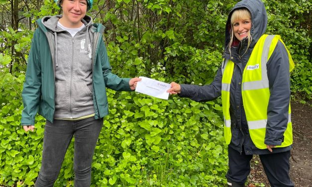 Northumberland business helps youngsters from disadvantaged backgrounds connect with nature