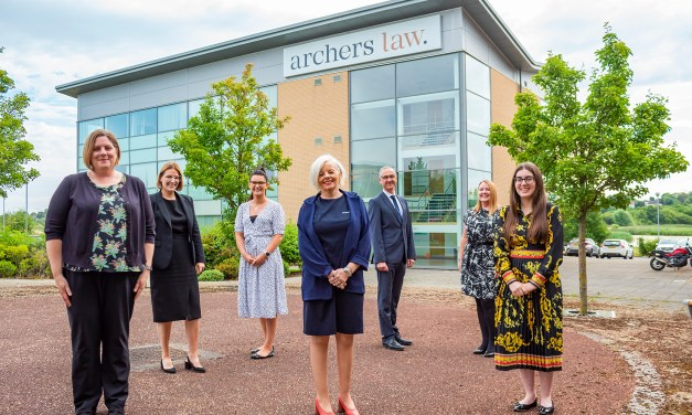 Eight new appointments support law firm's ambitious growth plans