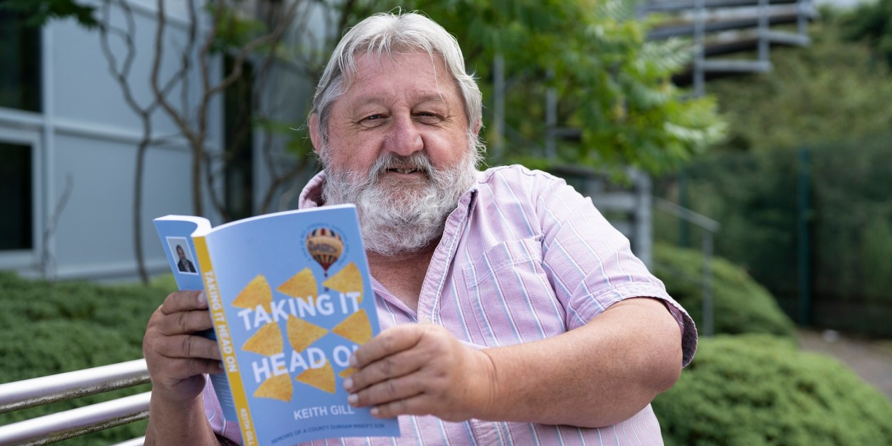 Phileas Fogg snack brand entrepreneur Keith Gill releases his memoirs