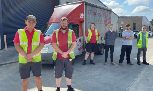 Moody Logistics launches in-house driver apprenticeship scheme