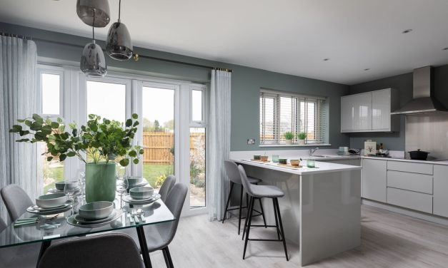 First residents move into new Bellway development next to Blyth golf course