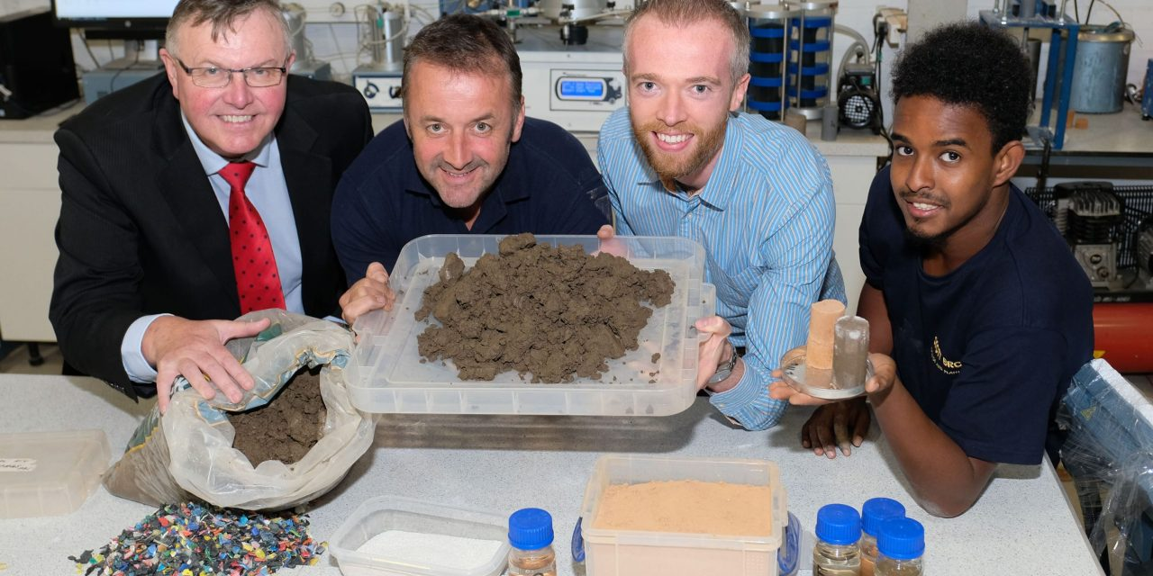 Scott Bros recruits scientist to continue 'filter cake' research