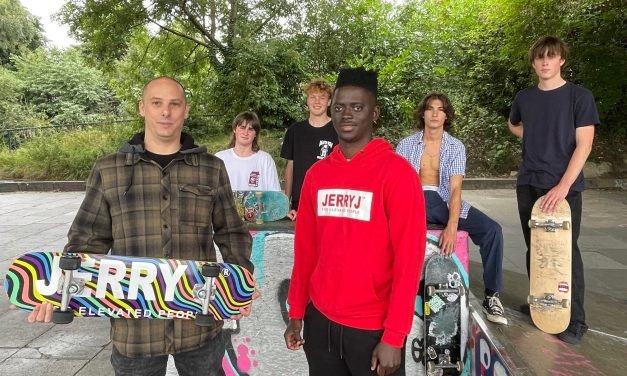 Streetwear fashion firm ramps up community involvement