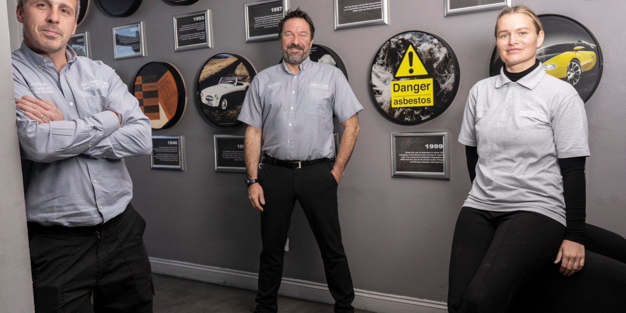 Three new jobs as TMD Friction creates dedicated Environment, Health and Safety team