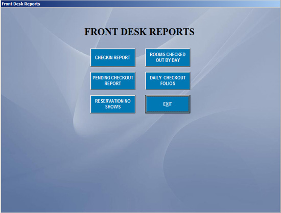 Hotel Management Software Hotel Software Systems