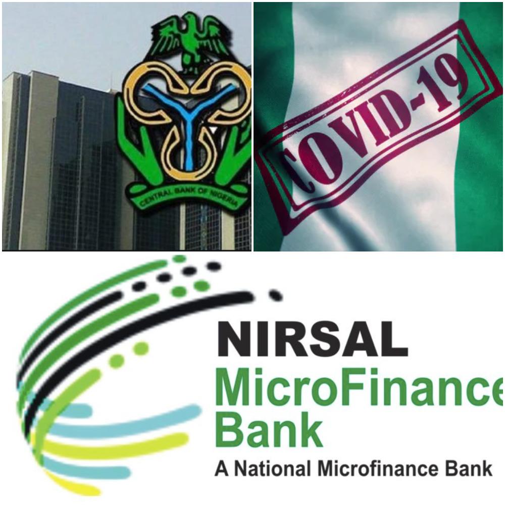 CBN NIRSAL N50bn COVID-19 Loan Application